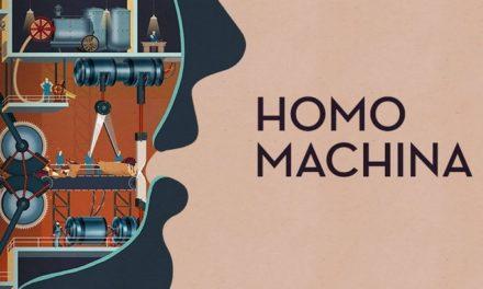 Homo Machina, le puzzle game à la découverte du corps humain