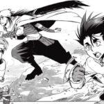 Sortie Manga  : Horion (T1), un Shōnen à la française qui ne déçoit pas