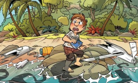 La BD du week-end #37 : Island (T1), l'aventure en mode survie !