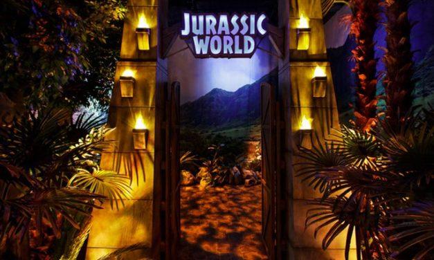 Exposition Jurassic World : découvre les dinosaures de très très près !