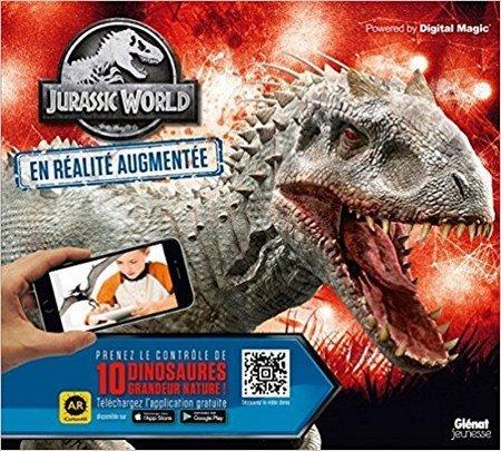 jurassic world réalité augmentée