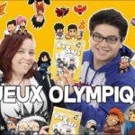 Sortie du tome 3 de Ki & Hi, le manga de Kevin Tran (Le Rire Jaune). Place aux jeux olympiques !