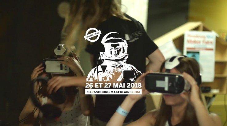 Strasbourg Mini Maker Faire 2 : les makers font la fête du 25 au 27 mai