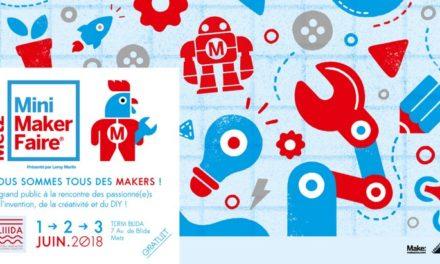 Metz Mini Maker Faire : le rendez-vous des makers les 2 et 3 juin