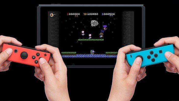 Switch: plus d'infos sur le online payant de Nintendo