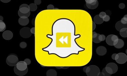 Nouveauté Snapchat : dessine en réalité augmentée avec 3D Paint