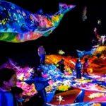 TeamLab : Au-delà des limites, l'expo interactive à ne pas rater à  Paris La Villette