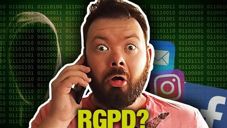 Le RGPD, c'est quoi ? Le youtubeur Daniil le russe t'explique tout