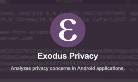 Combien de pisteurs dans les applications que tu utilises ? Exodus Privacy te le dit
