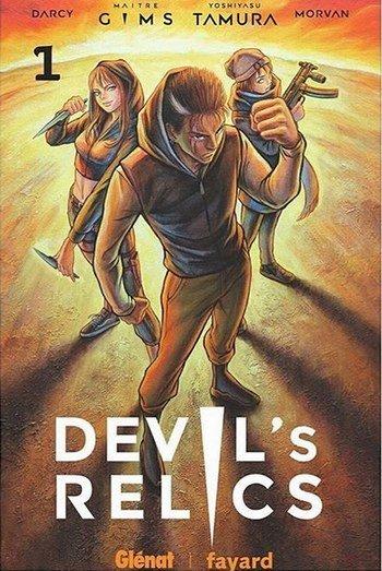 manga gims devils relics