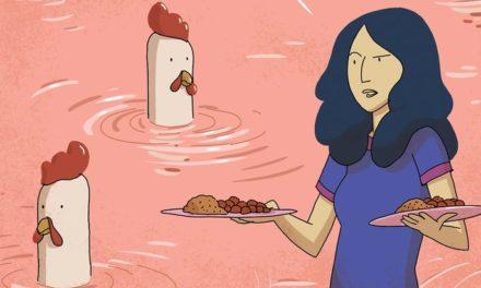 Manger vers le futur, une BD numérique sur l'alimentation de demain