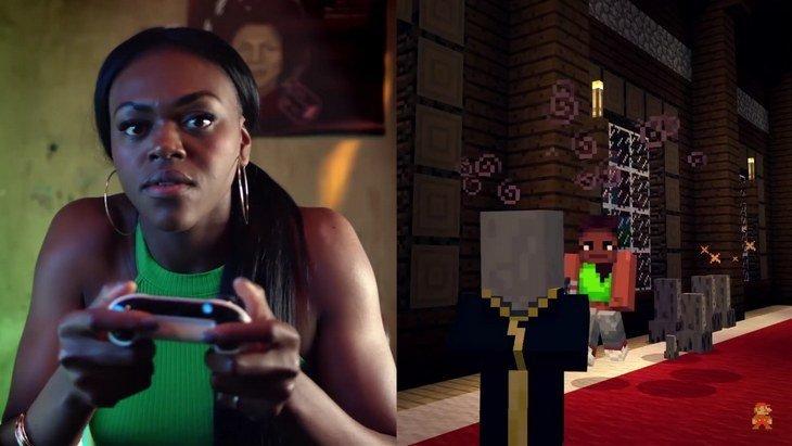 Minecraft est jouable en cross-play sur Xbox One, Switch