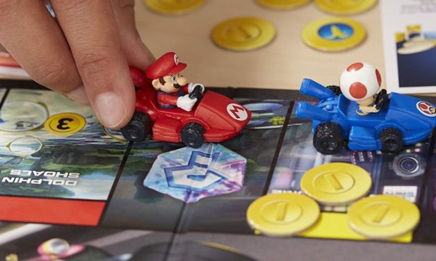 Monopoly Gamer Mario Kart vient de sortir !