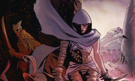 La BD du week-end #40 : Nights Dominion (T1), de la dark fantasy avant tout