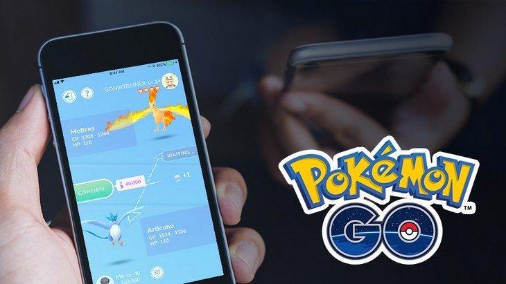 Les fonctions Amis et Échange annoncées sur Pokémon GO
