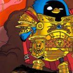 La BD du week-end #41 : Poussin-Bleu (T1), de l'héroic fantasy à l'humour noir…