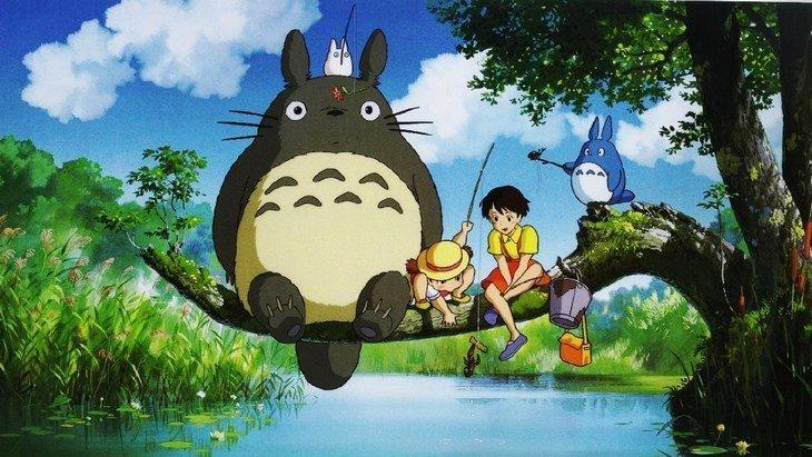 Tous les films du Studio Ghibli sur Netflix !