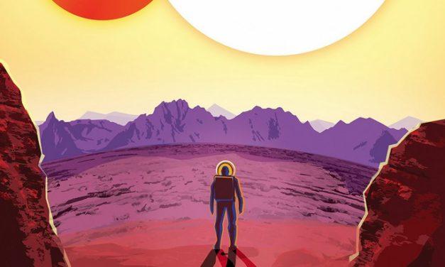 Exoplanet Travel Bureau : embarquement immédiat vers l'espace avec la NASA