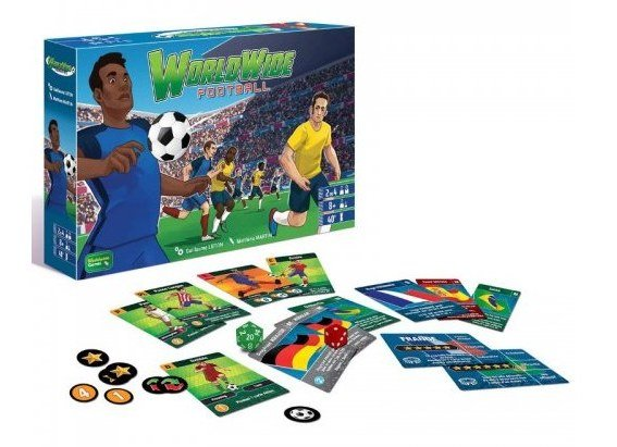 worldwide football cartes