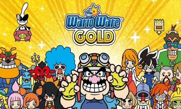 WarioWare Gold, le plus loufoque des vilains est de retour !
