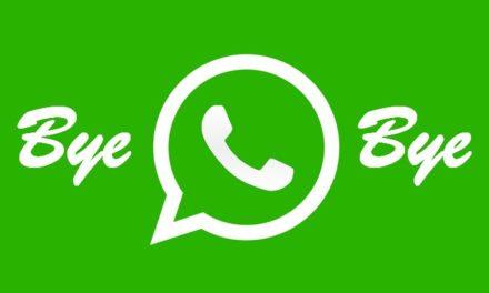 Comment supprimer un compte WhatsApp ?