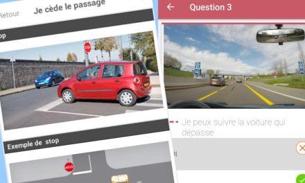 Examen du Code de la Route : comment s'entraîner sur son smartphone ?