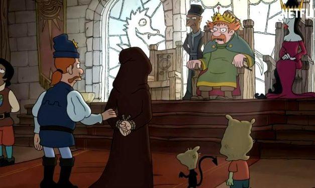 Disenchantment, la série animée Netflix du créateur des Simpson, arrive le 17 août
