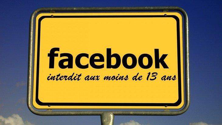 Avoir moins de 13 ans et ouvrir un compte Facebook ou Instagram sera plus difficile