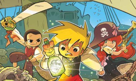 La BD du week-end #45 : L'île aux Diables (T1), une BD d'aventure et de piraterie