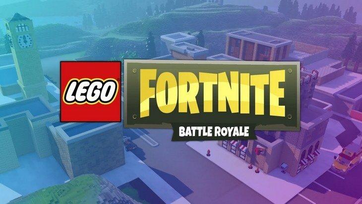 Vidéo : imagine Fortnite Battle Royale dans l'univers LEGO !