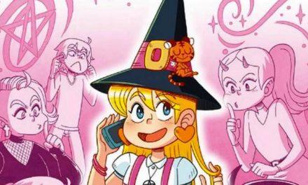 La BD du week-end #44 : Miss Pipelette (T1), une sorcière bavarde, très bavarde !