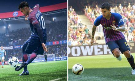 FIFA 19 vs PES 2019 : quelles nouveautés, les dates de sortie et les prix