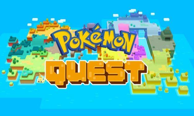 Le jeu mobile du jour : Pokémon Quest (Android / iOS)