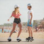 A la découverte des e-skates Segway Drift W1, les rollers du futur !