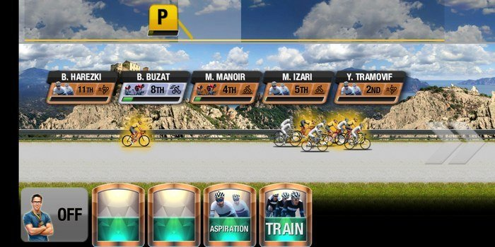 tour de france 2018 jeu mobile