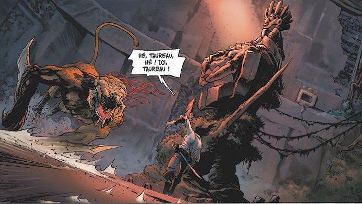 La BD du week-end #45 : Traqueurs (T2), un monstre, des pirates et de l'aventure !