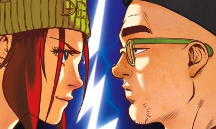 Sortie Manga : Versus Fighting Story – round 2, l'esport en version shōnen !