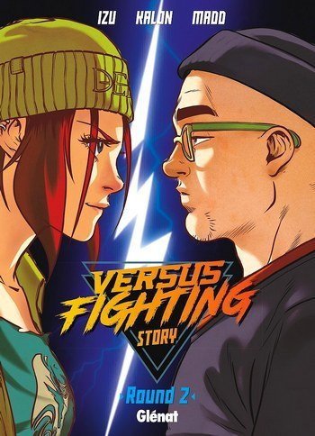 versus fighting story t2 cover