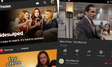 L'application Android YouTube va se doter d'un mode nuit