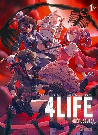 4LIFE couverture