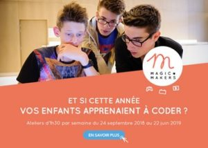 Magic Makers - apprendre à coder