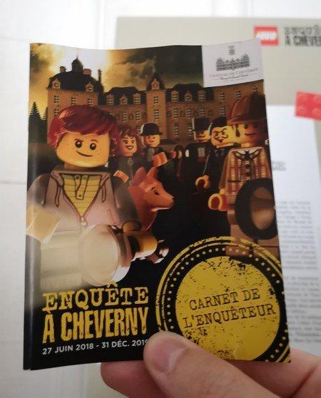 Château de Cheverny - livret d'enquête