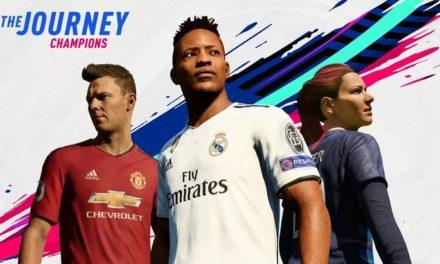 FIFA 19 : le mode Aventure se jouera avec trois personnages