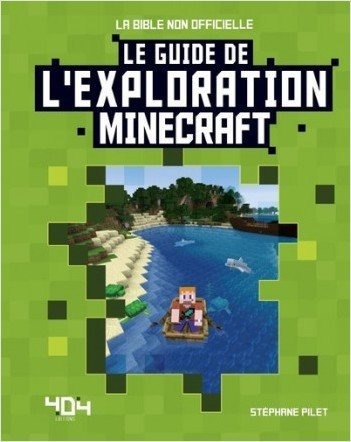 guide exploration minecraft