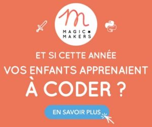 Apprendre à coder avec Magic Makers