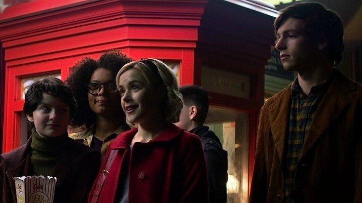 Netflix : quelles séries à voir cet automne ? Élite, Les Nouvelles Aventures de Sabrina…
