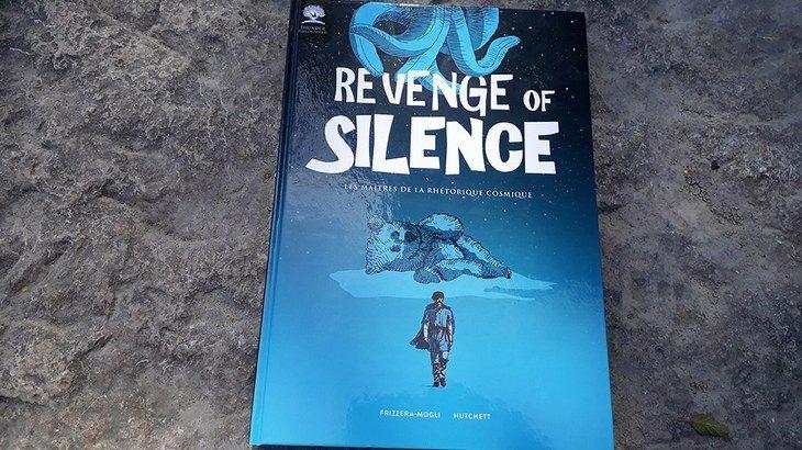 La BD du week-end #48 : avec «Revenge of Silence», les timides ont leur revanche