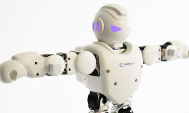 Robot Alpha 1S : un robot éducatif qui saura vous motiver !