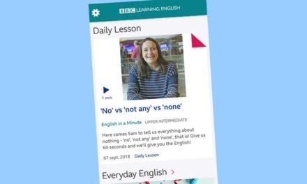 Les apps de la rentrée (2/10) : BBC Learning English, la référence pour améliorer son anglais
