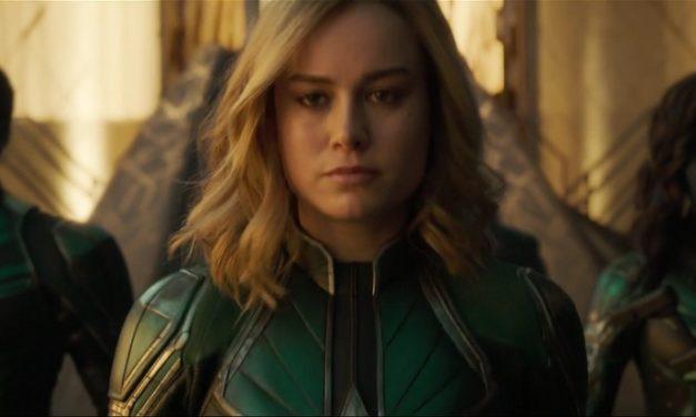 Captain Marvel se dévoile dans un premier trailer et une affiche